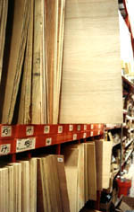Lauan plywood for sale in Home Depot